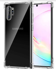 Samsung Galaxy Note 10 Plus Slim Case Hybrid Bumper Crystal Clear Protective NEW