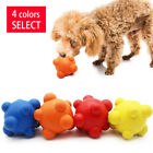 Indestructible Pet Dog Toy Solid Rubber Ball Training Chew Play Fetch Bite Toy