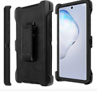 Galaxy Note 10 Plus Case Hybrid Heavy Duty Kickstand Cover Protective Shockproof