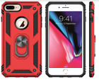 For iPhone 8 Plus Case / iPhone 7 Plus Cover Shockproof Protective Hybrid Rugged
