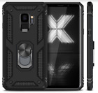 Samsung Galaxy S9 Plus Heavy Duty Kickstand Case Shockproof Military Grade Cover