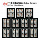 THE BOYZ 2020 ONLINE CONCERT RE:AL OFFICIAL GOODS FILM AND PHOTOCARD SET [USA]