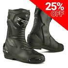 TCX SP-Master Gore-Tex Motorcycle Boots Black
