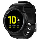 Galaxy Watch Active 2 Case | Spigen®[Rugged Armor Pro] ShockProof Black Cover
