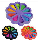 Baby Simple Dimple Sensory Fidget Toy Silicone Flipping Board Kids Adult Gift NE