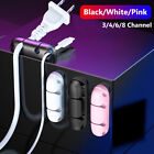 Cable Clip Grip Desk Wall Organizer Desktop Wire Cord Type USB Charger...