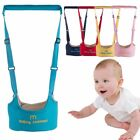 8-18 Months Baby Dual-use Walker Breathable Cottons Belted Toddler Belts Protect