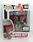 New Funko Pop! Star Wars #102 Boba Fett Smugglers Bounty Exclusive Damaged Boxes