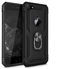 iPhone 6 iPhone 6s Case Slim Fit Shockproof Bumper TPU Soft Back Cover Black New