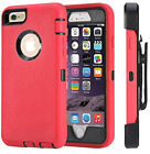 Apple iPhone 8 Case Holster Kickstand Shockproof Protective Luxury Defense Cover