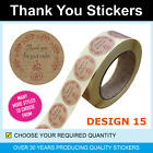 35mm Jewellers Thank You Stickers / Labels - Only for 120