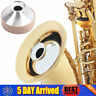 More images of Aluminum Mute Silencer Dampener Alto Tenor Soprano Saxophone Sax Lover Woodwind