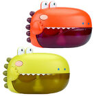 Dinosaur Bubble Blower Machine with Singing Bath Toy Baby Shower Age 1-6