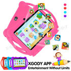 """Xgody 7"""" Hd Android Tablet Quad Core 2*camera Wifi 2+16gb Bundle Case For Kids"""
