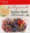 1 Pack (250 Pieces) Rubber Bands for Hair Pony Tails & Braids,braid Holder