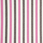 "CHAMBRAY YARN DYED COTTON FABRIC RETRO PINK MATCHING CHECK STRIPE MELANGE 44""W"