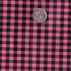 WR WATER REPELLENT OUTDOOR LIGHT POLY GINGHAM PLAID 10Y