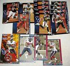 NFL Houston Texans AFC South FATHEAD Tradeables ~ collectible cards wall decal $8.2 USD on eBay