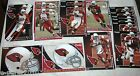 NFL Arizona Cardinals NFC West FATHEAD Tradeables ~ collectible cards wall decal $6.5 USD on eBay