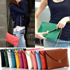 Envelope Clutch Purse messenger Shoulder HandBag ha139