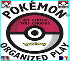 Pokemon Neuf Mint (◕‿◕✿) Promo Pop9  Pop 9 Pop7 Pop 7 Cartes Cards Choix Choice