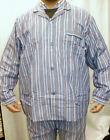 NEW MENS BIG SIZE PYJAMAS 2XL TO 8XL MULTI STRIPE