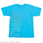 BRAND NEW WITH TAGS Neff CORPORATE FADE Tee Shirt TURQUOISE Medium-XXLarge