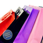 PREMIUM QUALITY GLOSS PAPER ACCESSORY/ WEDDING/ PARTY GIFT BAGS WITH ROPE HANDLE