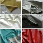 SEMI-GLOSS FAUX LEATHER LIKE VINYL PLEATHER SOFT STRETCH FABRIC GOTHIC FETLSH 54