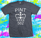 Pint Symbol - T Shirt - High Quality - Great gift for farther's day or Birthday
