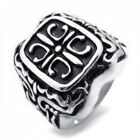 Jewelry for Men & Woman's Fashion Titanium Steel 316L Ring Accessory