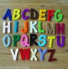 12 - Felt Die Cuts - Letters - Applique - Crafts - Party - Birthday - Cardmaking