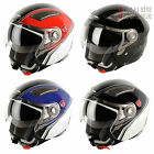 Nitro NP-100J DVS Insignia Graphic Open Face Motorbike Motorcycle Helmet