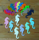 Animal Die Cuts - Sea Horse - Topper - Marine Life - Kids - Scrapbooking/Cards