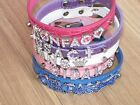 Croc the Dog Cat Pet the Personalized Rhinestone Collar Charm adjustable size