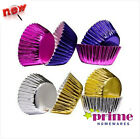 Mini Cupcake Cases 100pcs Paper / Foil Coated In 2 Colours Bargain