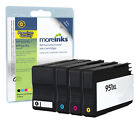 Remanufactured 950XL / 951XL High Capacity Ink Cartridges for HP Printers