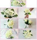 Big Sale Value Pack Brides Wedding Flowers Set Bouquet Posy Table Decoration