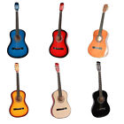 """High quality 38"""" Acoustic Guitar A variety of colors"""