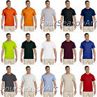 Gildan Mens Ultra Cotton T Shirt with Pocket Tee S M L XL 2X