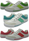 Coach Womens Cady White Green Red Low Lace-up Casual Fashion Sneakers Shoes