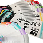 THERMAL TICKETS 500 Event Concert Tickets Optional Custom print Available