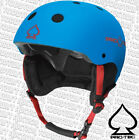 PROTEC Classic - Snowboard Helmet - Matte Blue  /  S11 head protection