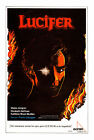 FEAR NO EVIL aka LUCIFER Movie Poster Horror Classic