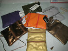 GENUINE LEATHER MESSENGER/CROSSBODY SHOULDER BAGS*DIFFERENT COLORS MADE IN U.S.A