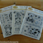 Daisy & Dandelion - Clear Stamp - Birthday - Kids - Occations - Gift - Cards