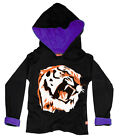 Stardust Kids Cotton Hoody 'Endangered Tiger' (Various Colours) Boys & Girls