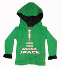 Stardust Kids Cotton Hoody 'Outer Space' (Various Colours) Boys & Girls