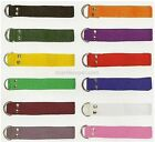 "FOOTBALL BELT 1.25"" X 60"" 12 COLORS TO CHOOSE FROM - VOLUME DISCOUNTS AVAILABLE"