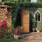 Wooden Garden Sheds Shed Tool Storage Cabinet Box Double Doors Aesthetic 2 Type
